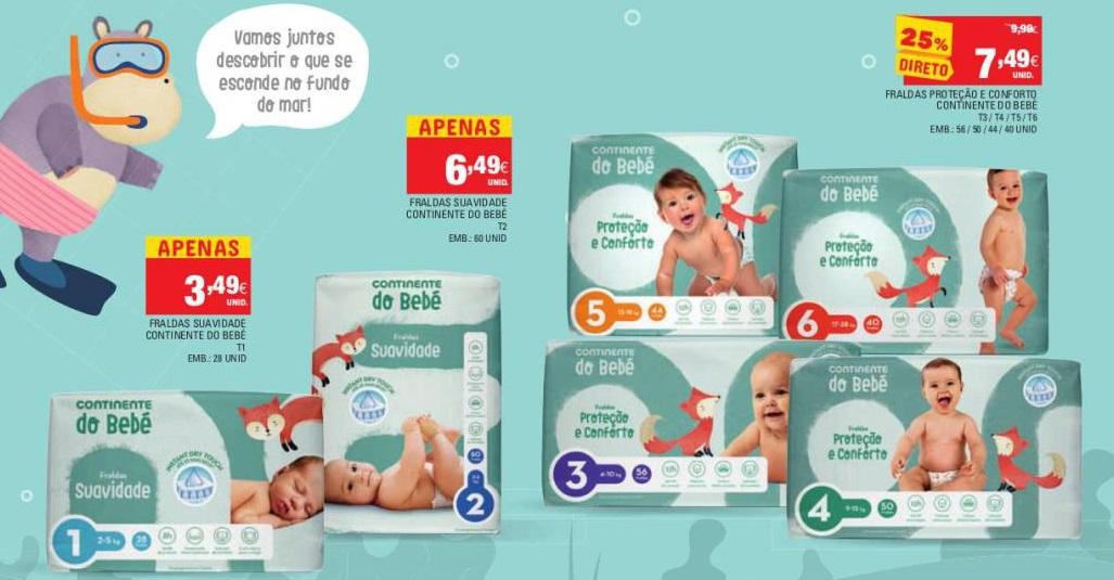 folheto continete feira do bebe promocoes 1 junho 9