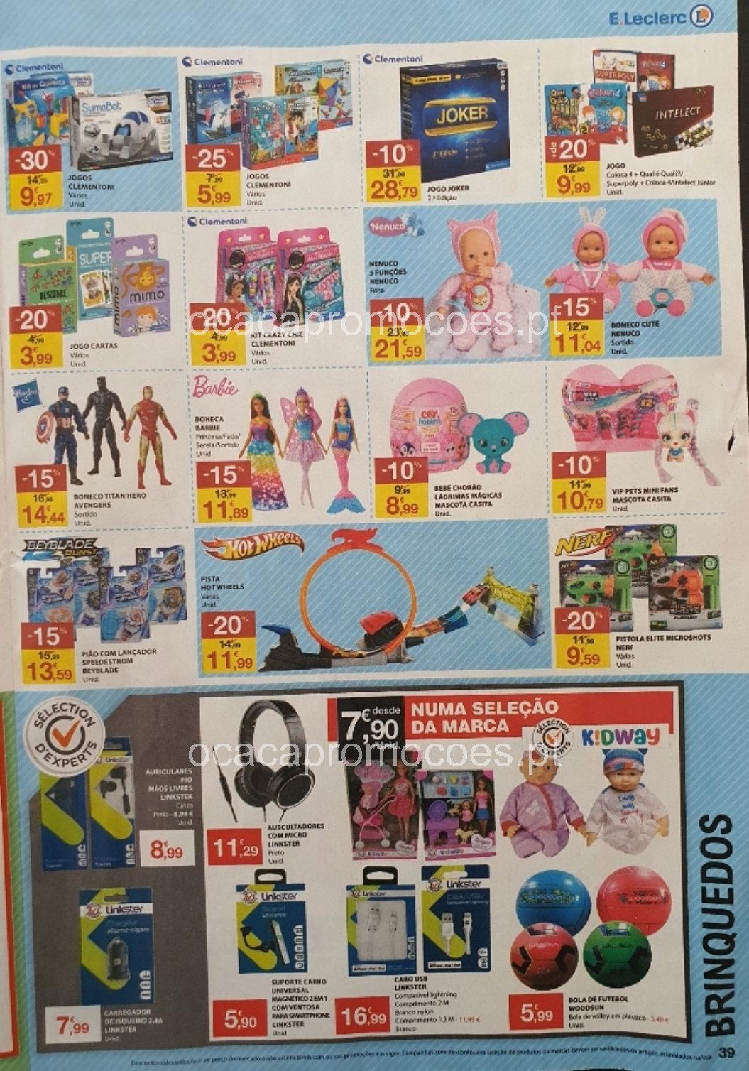 folheto e leclerc 5 agosto 11 agosto promocoes descontos Page39