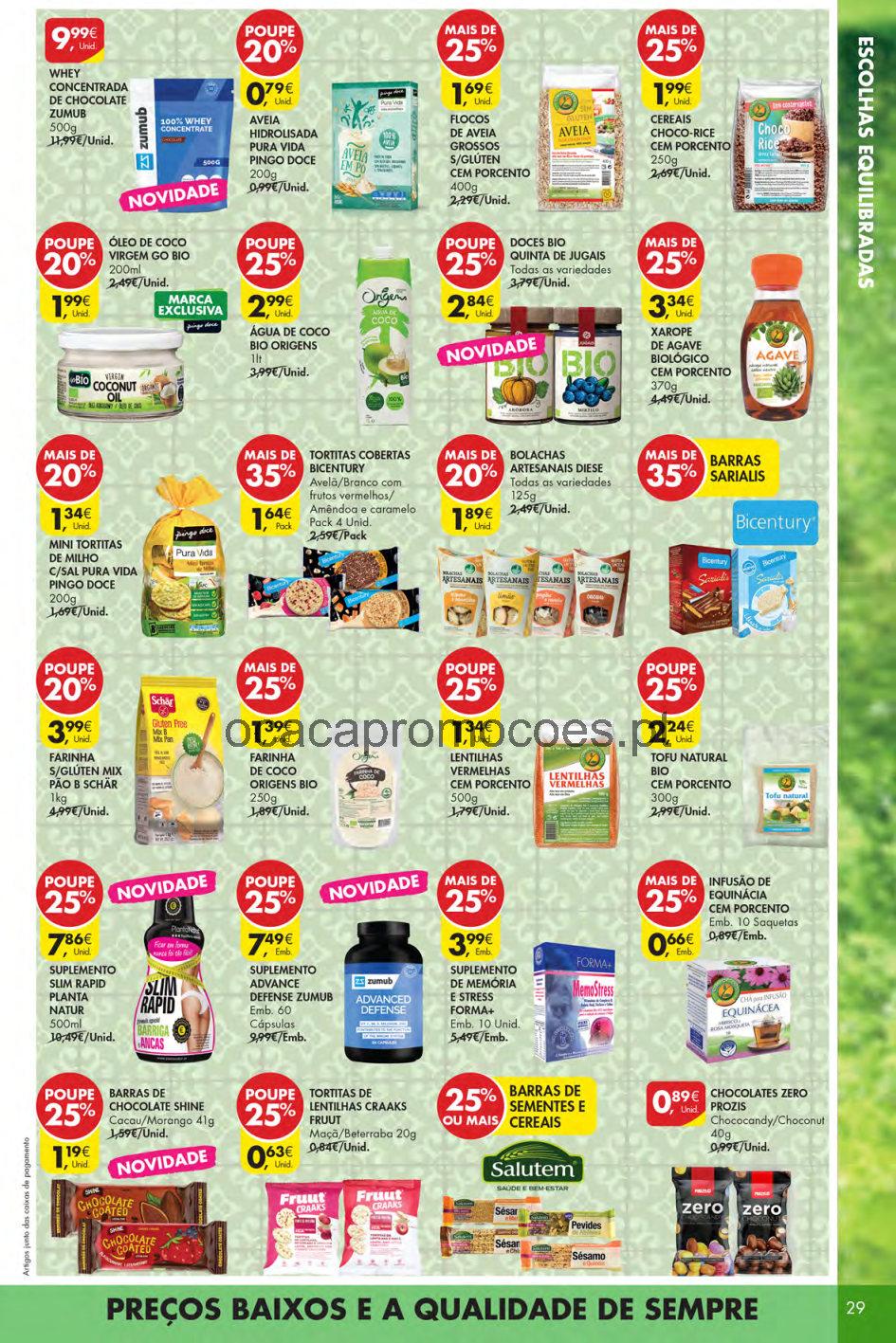 folheto pingo doce lojas grandes 27 julho 2 agosto Page29