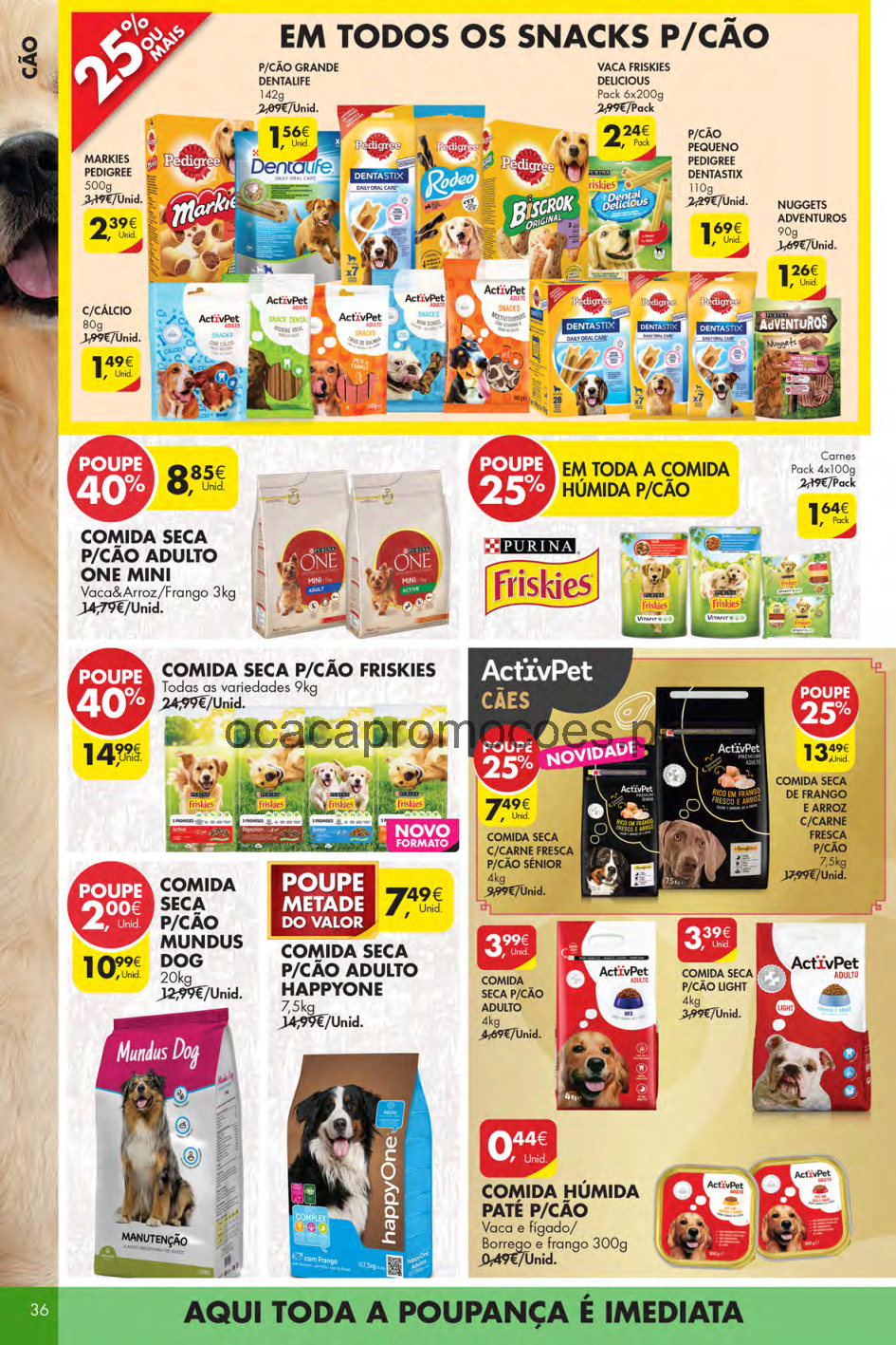 folheto pingo doce lojas grandes 27 julho 2 agosto Page36