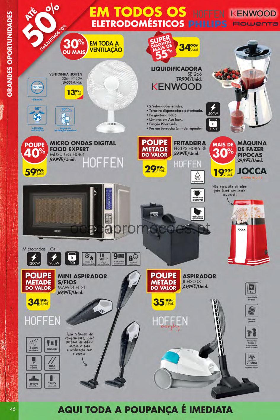 folheto pingo doce lojas grandes 27 julho 2 agosto Page46