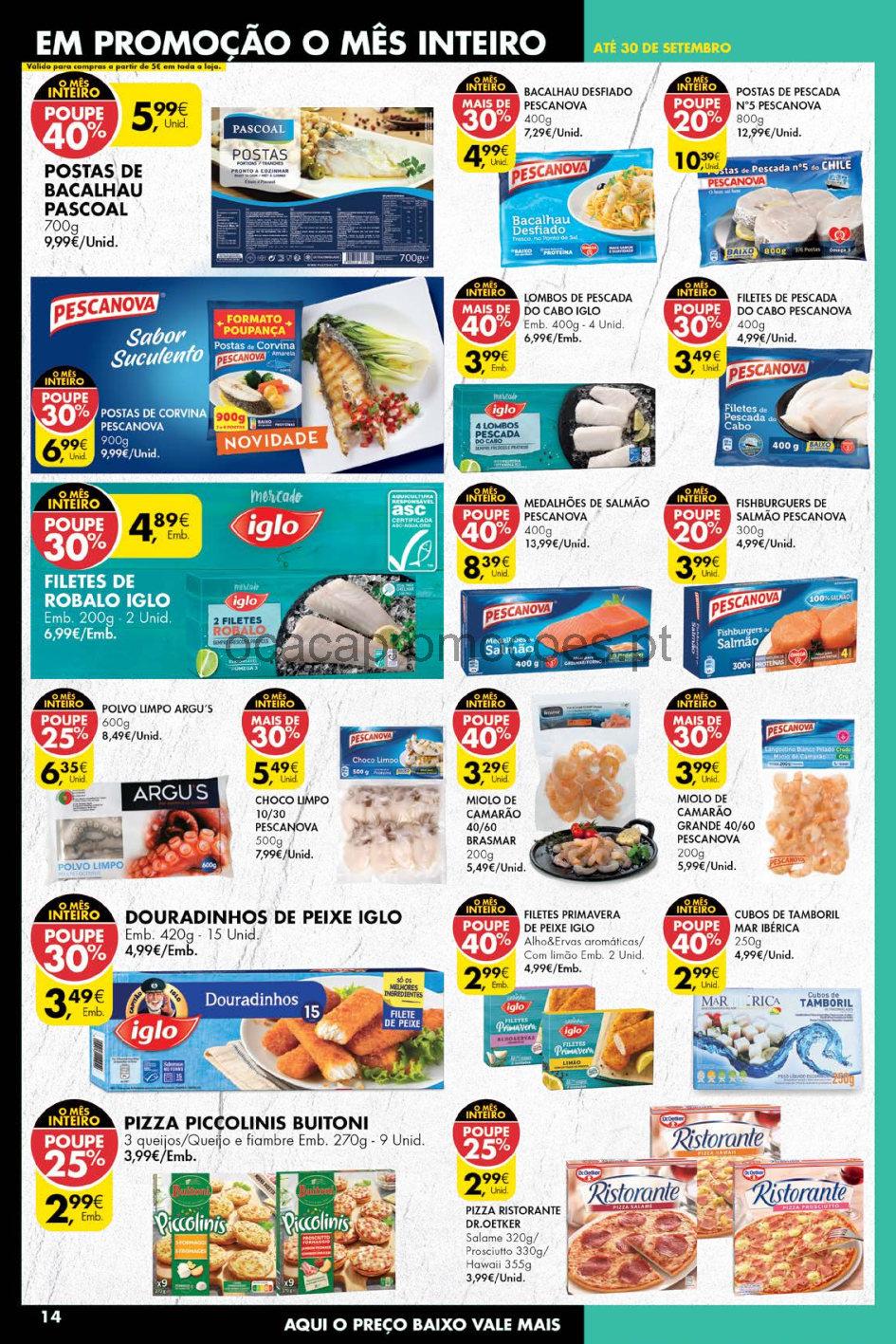 folheto pingo doce lojas grandes promocoes 31 agosto 6 setembro Page14