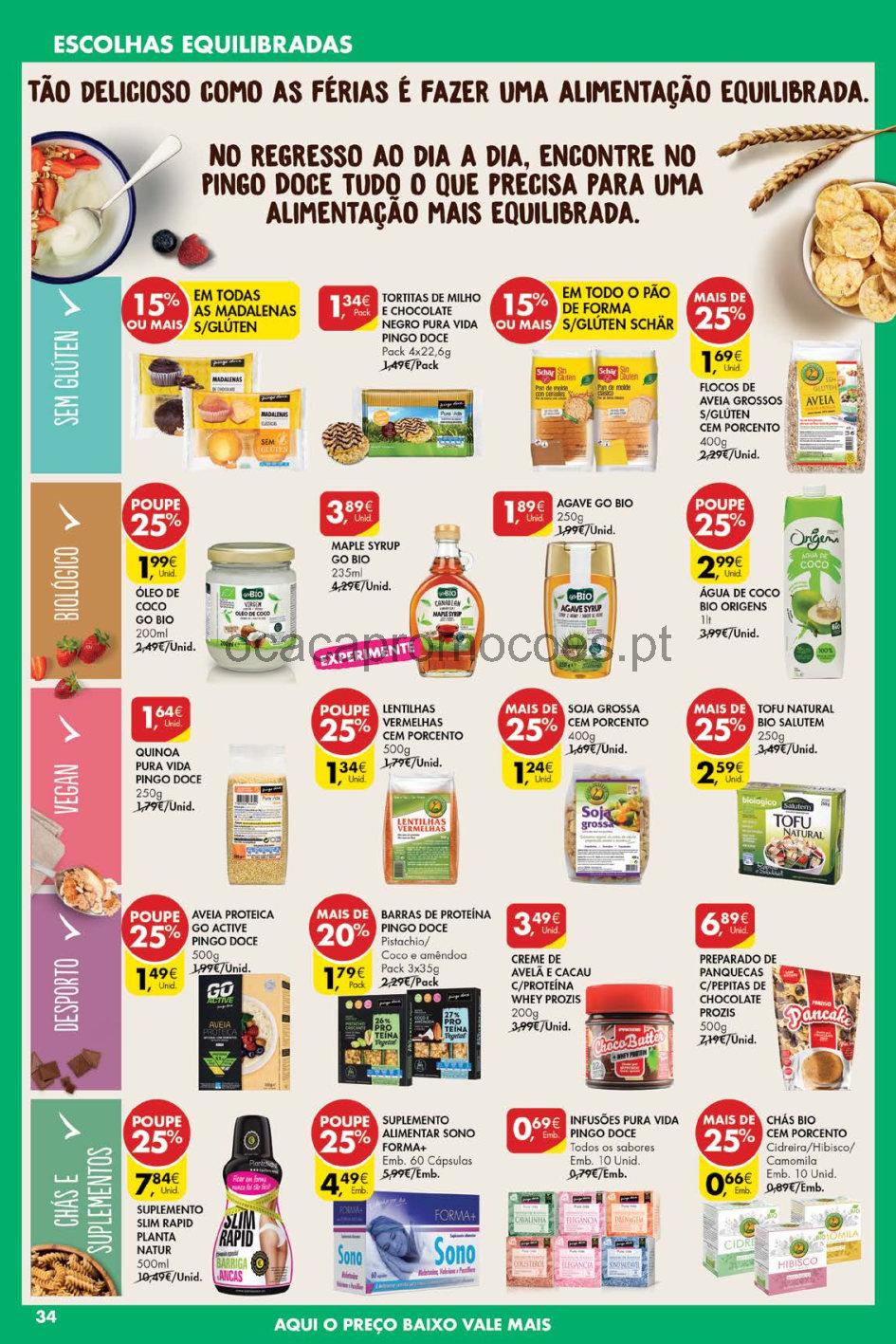folheto pingo doce lojas grandes promocoes 31 agosto 6 setembro Page34
