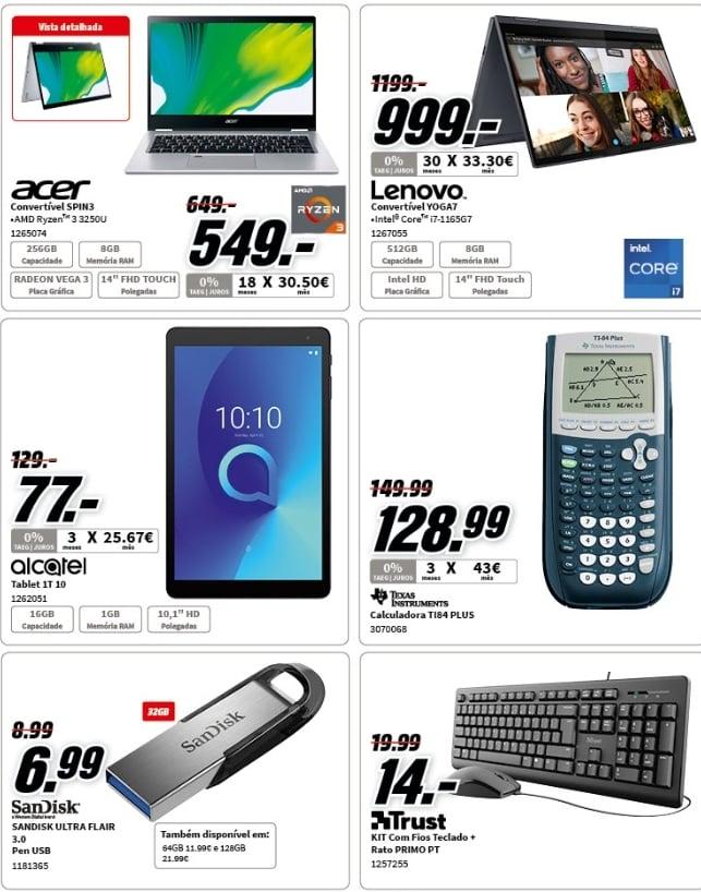folheto media markt 17 19 setembro 2