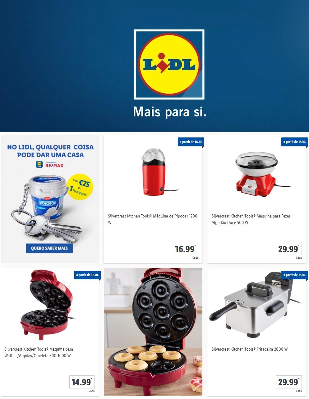 cozinha folheto lidl bazar promocoes 18 outubro 24 outubro 11