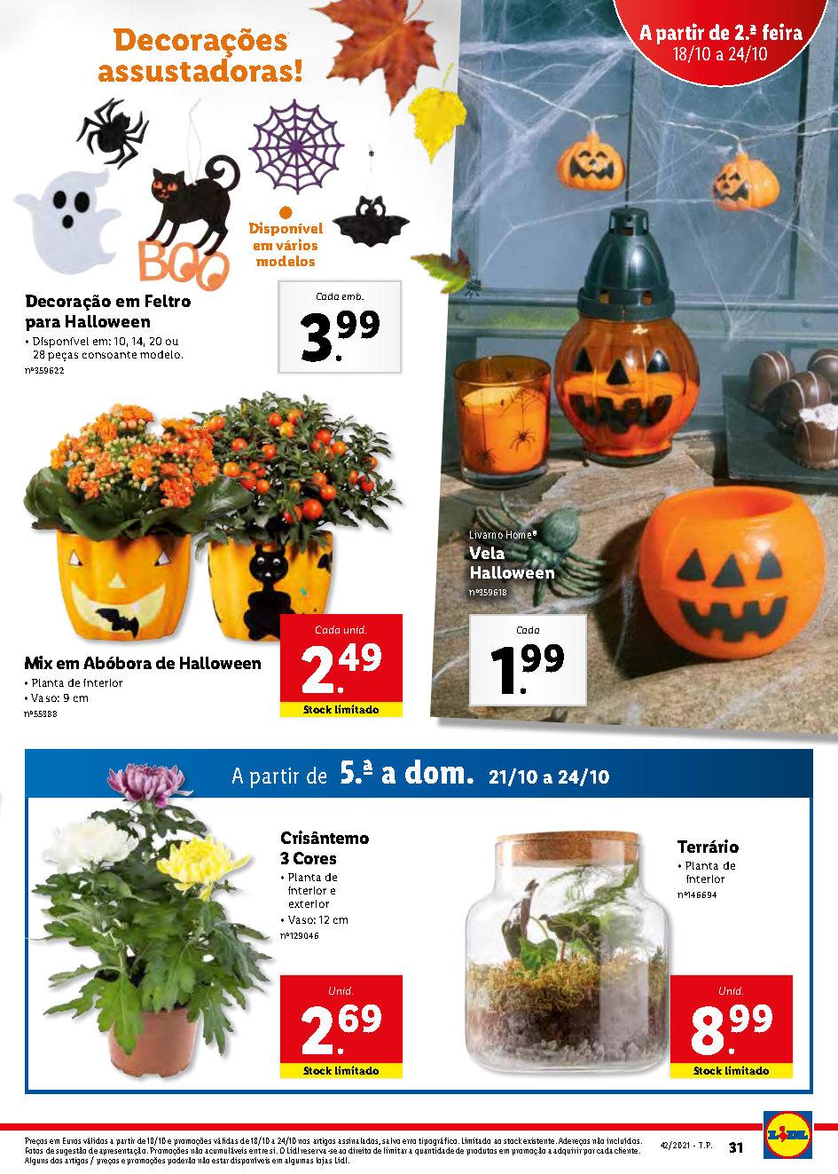 folheto lidl 18 outubro a 24 outubro Page47