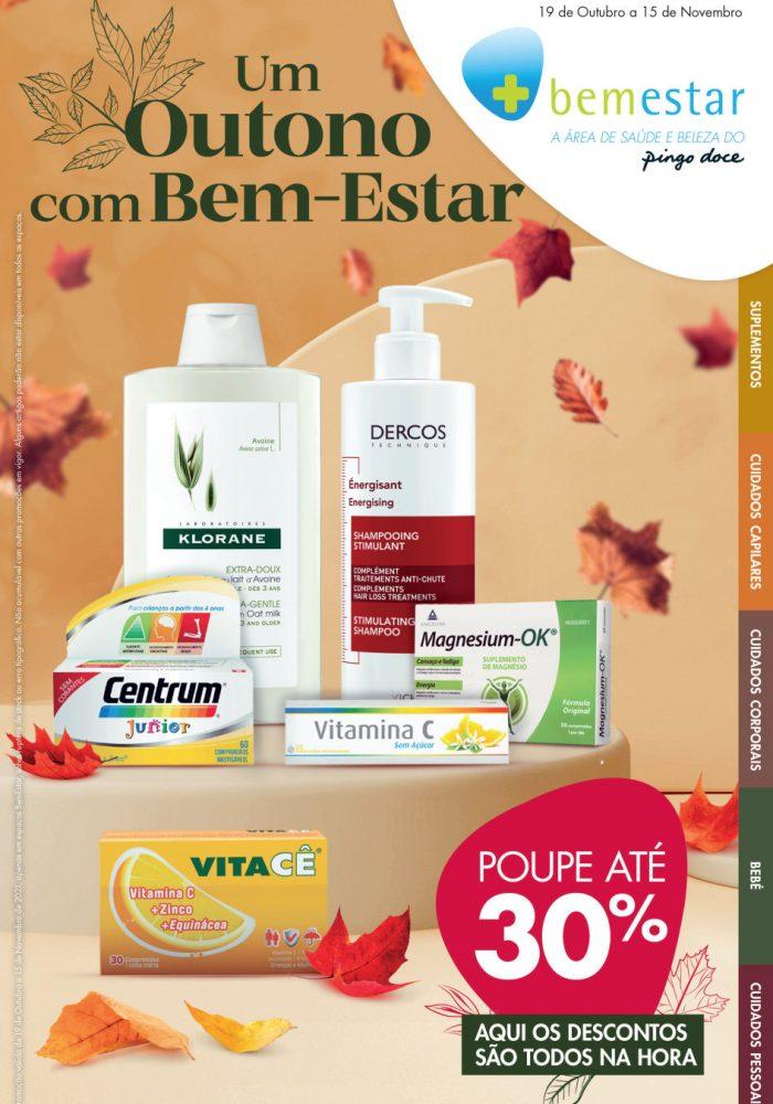 folheto_pingo_doce_bem_estar_19_outubro_15_novembro_Page1