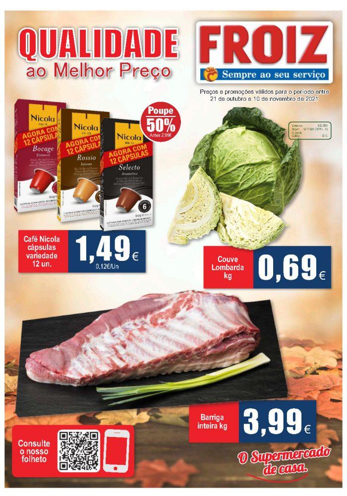 folheto_supermercados_froiz_21_outubro_10_novembro_Page1